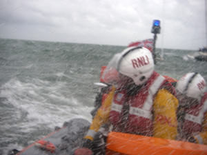 Pentax Optio W - RNLI photo of the year