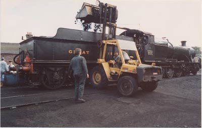 Railway preservation article