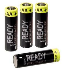 Hama Ready4Power Batteries