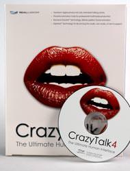 Reallusion CrazyTalk 4