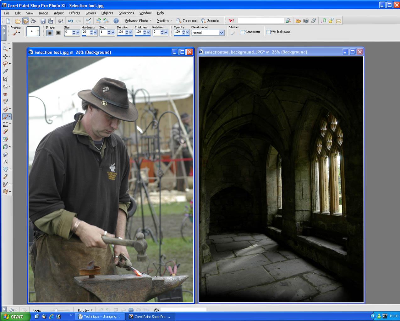 Программное обеспечение для редактирования фотографий
