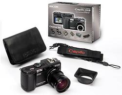 Ricoh Caplio GX8 Creative Set