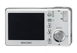 Ricoh Caplio R4