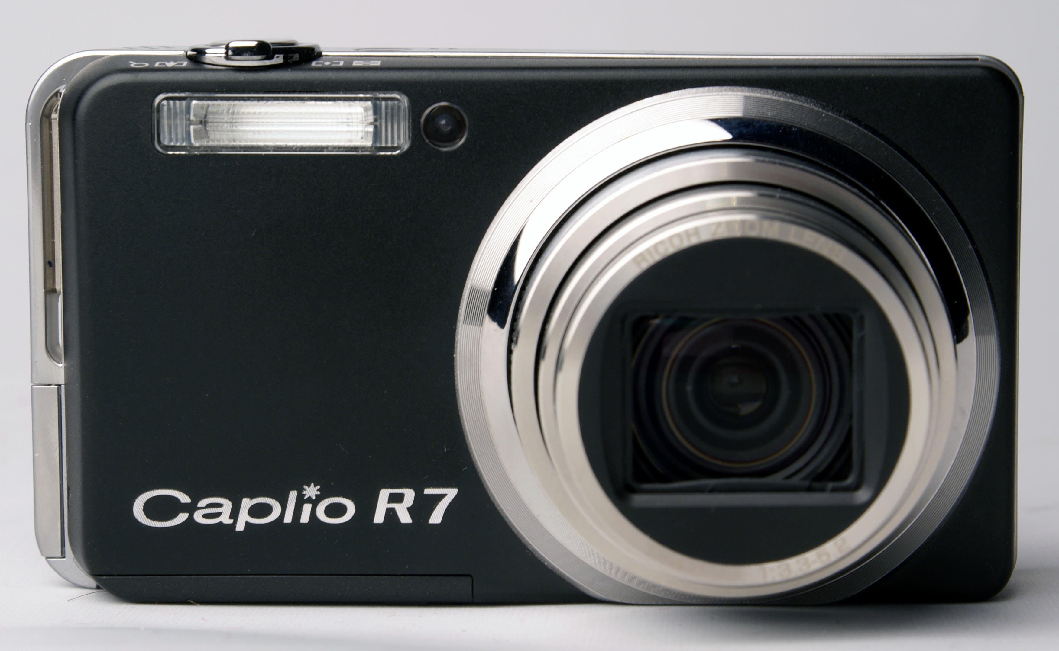 ricoh caplio r7 Beste Bilder: