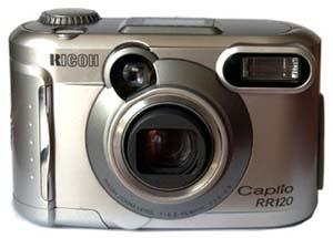 Ricoh Caplio RR120