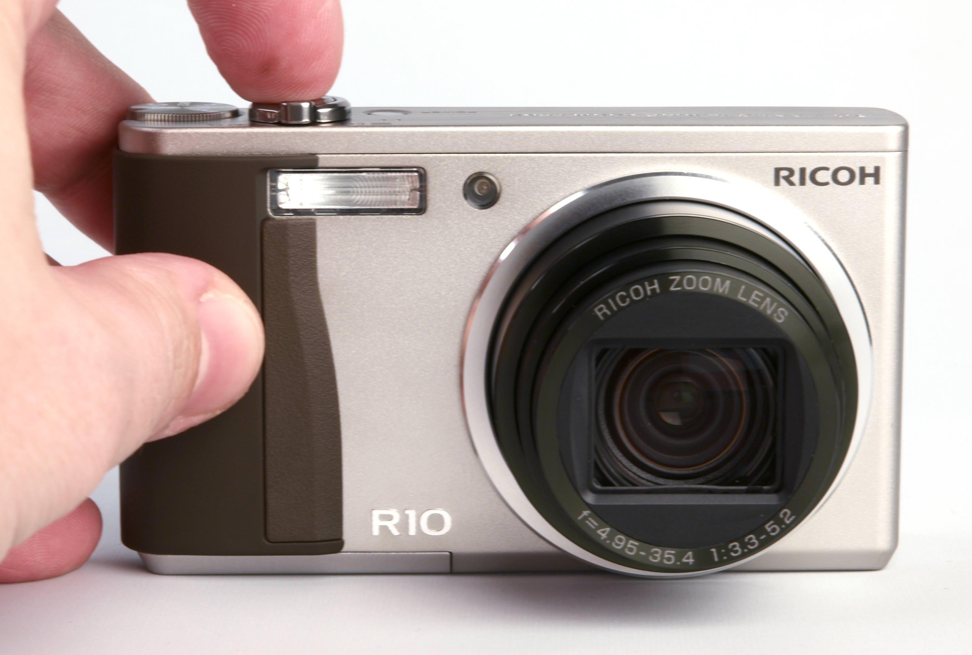 Ricoh R10 Digital Camera Review | ePHOTOzine
