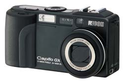 Ricoh launch super fast Caplio GX
