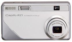 Ricoh launch the Caplio RZ1 a 4.0 megapixel digital camera