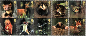Royal Mail to issue Wildlife Photo stamps