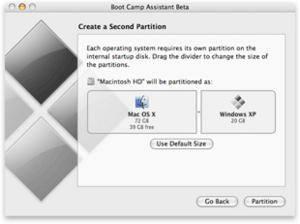 Run Windows XP on your Intel Apple Mac