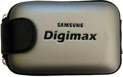 Samsung Digimax 350SE case