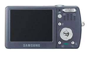 Samsung Digimax L50 introduced