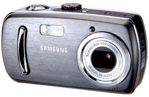 Samsung Digimax V800 - 8 megapixel compact