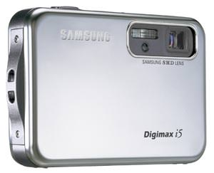 Samsung Digimax i5 - Super Slim