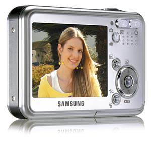 Samsung Digimax i5 - Super Slim