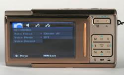 Samsung i70 screen