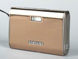 Samsung i70 Angle view