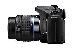 Samsung GX-1S digital SLR unveiled