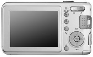 Samsung L700 - feature rich compact launched