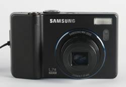Samsung L74 front
