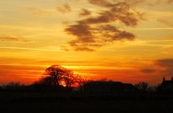 The Sunset Scene mode