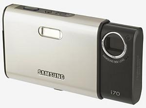 Samsung i70 - stylish camera launched