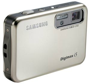 Samsung launch i5 digital camera