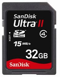 SanDisk Ultra II SDHC
