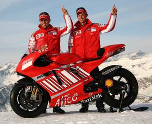 SanDisk - Ducati sponsorship