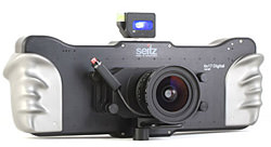 Seitz 160 megapixel 6x17 panoramic camera