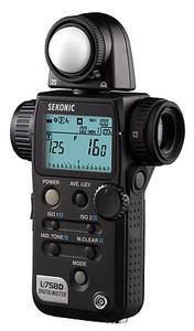 Sekonic Digital Master L-758