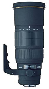 Sigma 120-300mm F2.8 APO EX DG HSM announced