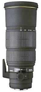 Sigma 120-300mm f/2.8 EX APO IF HSM