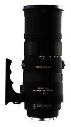 Sigma 150-500mm f/5.6-6.3 DG HSM OS