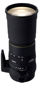 Sigma 170-500mm f/5-6.3 APO DG announced