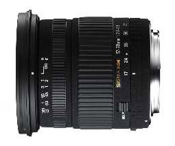 Sigma 17-70mm f/2.8-4.5 DC  features exceptional macro