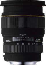 Sigma 24-70mm f/2.8 EX DG
