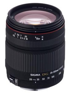 Sigma 28-300mm F3.5-6.3 DG MACRO launched