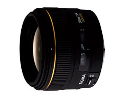 Sigma 30mm F1.4 EX DC HSM now availble in Four Thirds fitting