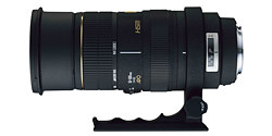 Sigma 50-500mm F4-6.3 EX DG/HSM now available for Four Thirds fitting