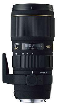 Sigma 70-200mm f/2.8 APO EX HSM