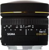 Sigma 8mm EX DG