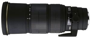 APO 120-300mm F2.8 EX IF HSM