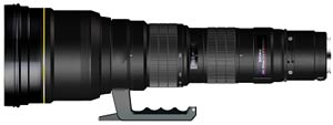 APO 300-800mm F5.6 EX IF HSM
