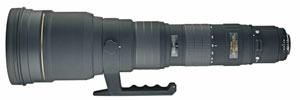 Sigma APO 300-800mm f/5.6 EX DG HSM