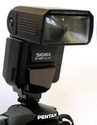 Sigma EF500 DG ST flashgun