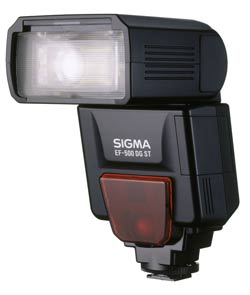 Sigma EF-500 DG SUPER flash for SLRs