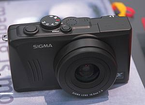 Sigma SD14 & DP1 - Hands on preview