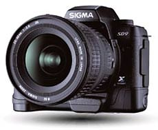 Sigma SD-9 UK Price
