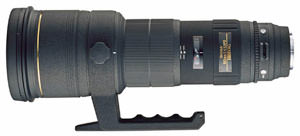 Sigma announce 500mm f/4.5 EX DG HSM telephoto